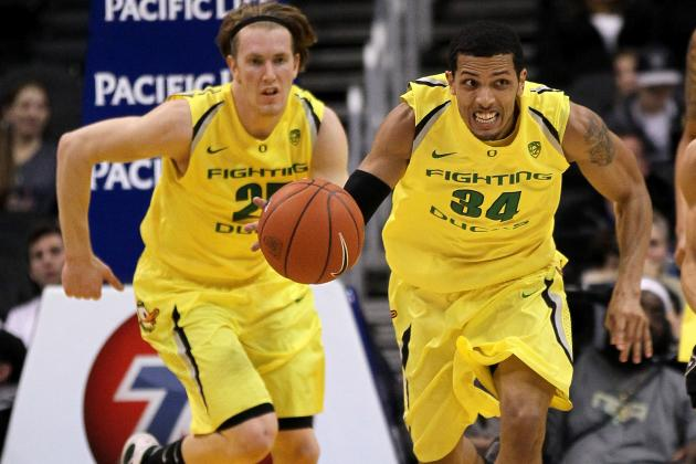 Printable NIT Bracket 2012: Oregon in Quarterfinals After Record Scoring Game