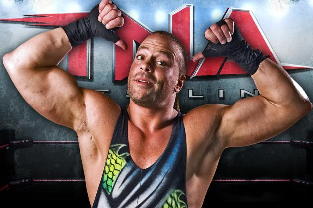 WWE News: Is There a Possible Rob Van Dam WWE Return in the Books During 2012?