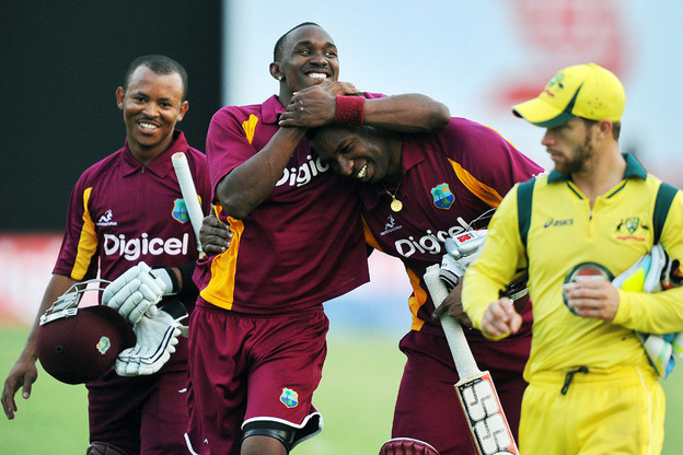 International Cricket: West Indies End Losing Streak Against Australia