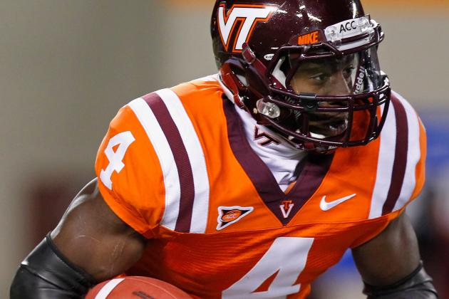 2012 NFL Mock Draft: Which Running Backs Will Go in Round 1?