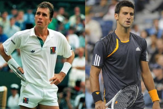 Novak Djokovic vs. Ivan Lendl: March Madness Tennis (part 3 of 4)