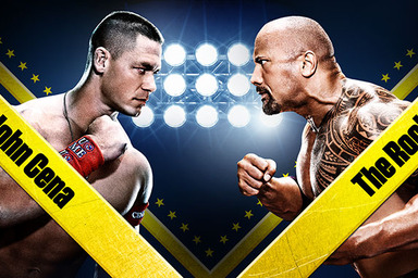 WrestleMania 28: John Cena vs. the Rock Is the True Main Event