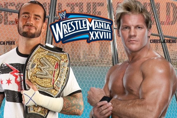 WWE WrestleMania 28: Why Jericho-Punk Has a Better Build Than Rock-Cena
