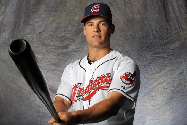 MLB Spring Training 2012: Cleveland Indians' Casey Kotchman Returns from Injury