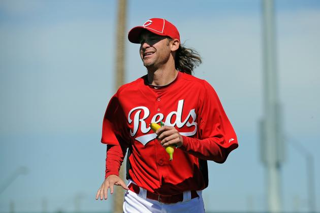 MLB Spring Training 2012: For Cincinnati Reds, It's All About the Pitching