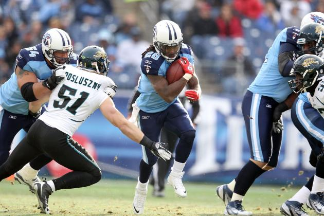 Tennessee Titans: Chris Johnson's Best Days Are Behind Him