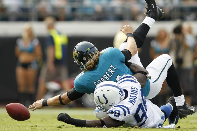 AFC South Advanced Stat of the Week: Jacksonville Jaguars NY/A