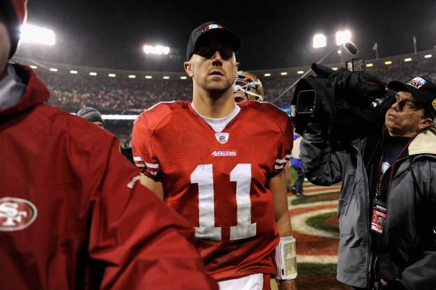 2012 NFL Free Agents: Alex Smith Not Really Excited About Miami Dolphins