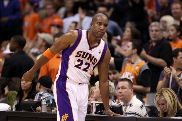 Michael Redd Pulls a Few Tricks out of His Bag for Phoenix Suns