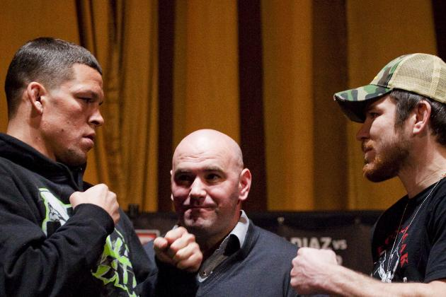 Cesar Gracie States Case for Nate Diaz Title Fight with Win over Jim Miller