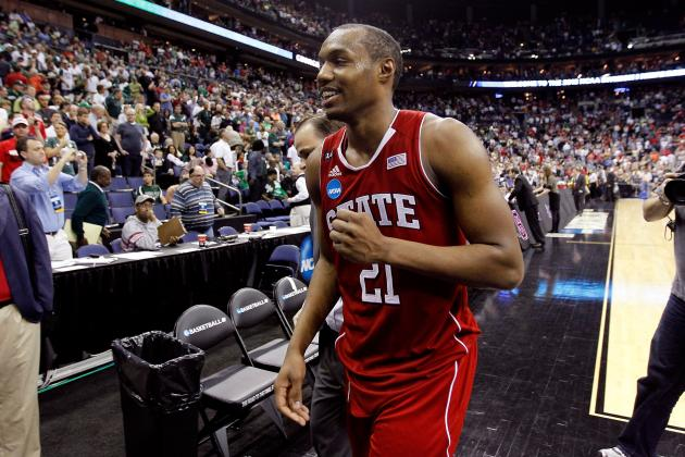 Sweet 16 2012: NC State and Teams That Will Pull off Massive Upsets