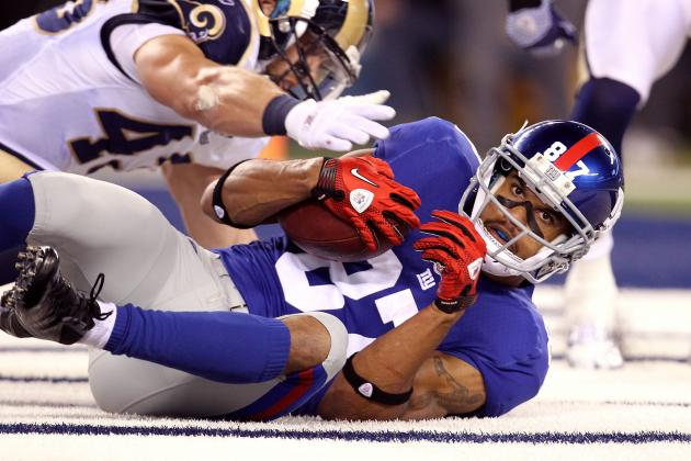 New York Giants to Look to Domenik Hixon as Manningham Replacement