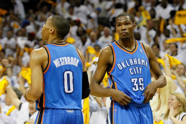 The B-Side: On Kevin Durant, Russell Westbrook and Substance Via Style