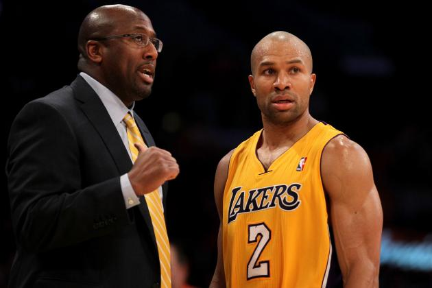 NBA Rumors: Three Potential Suitors for Derek Fisher
