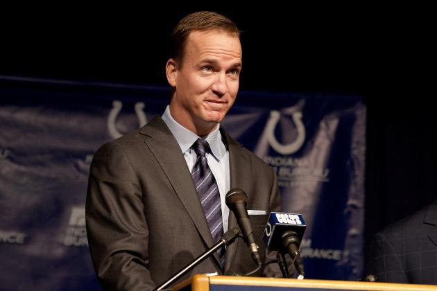 Peyton Manning Rumors: Broncos Reportedly Win Peyton Manning Sweepstakes
