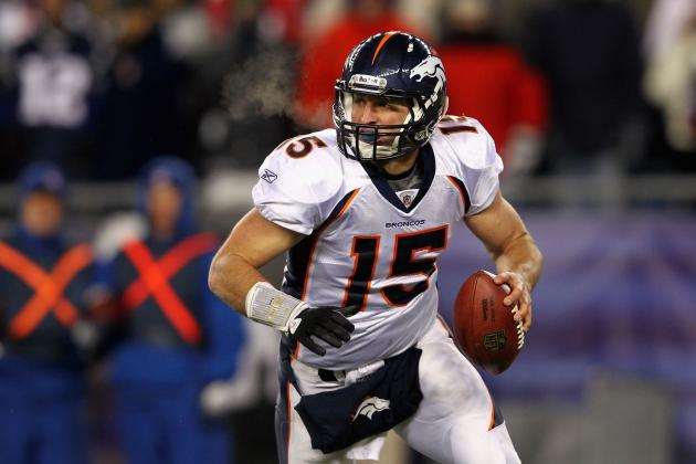 Tim Tebow Trade Talk: Jacksonville Jaguars and 3 Teams in Need of Broncos QB