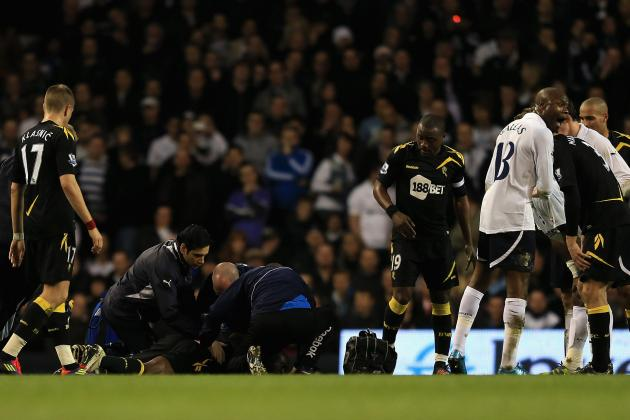 Fabrice Muamba's Collapse: The Class of Fans Shows the Heart of White Hart Lane