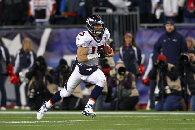 New England Patriots: Could Pats Be a Landing Spot for Tim Tebow?
