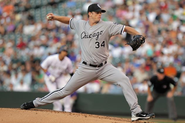 Chicago White Sox: Gavin Floyd's Trade Value May Be Higher Later This Summer