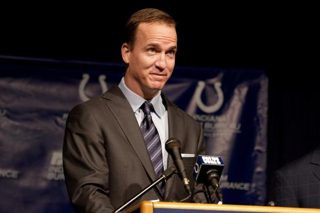 2012 NFL Free Agents: Power Ranking Manning to the Broncos and More Signings