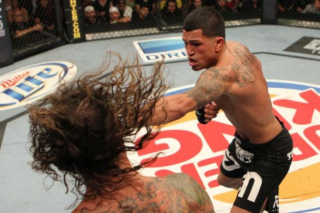 Should Anthony Pettis Drop Down to Challenge Aldo?