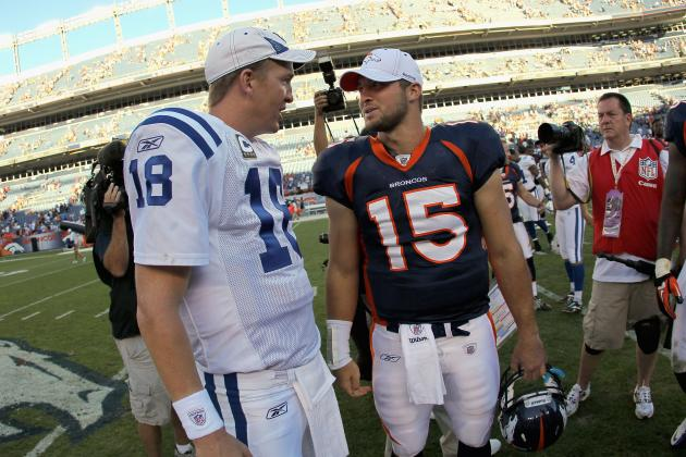 Tim Tebow: Denver Broncos Fans Need to Stop Crying over Lost Messiah