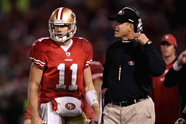The San Fransisco 49ers Must Re-Sign Alex Smith
