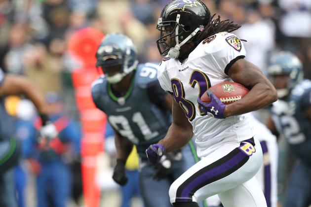 Baltimore Ravens: Torrey Smith Defends Himself, Teammate Joe Flacco on Twitter