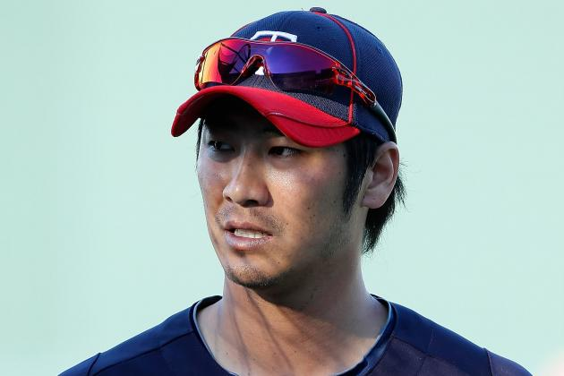 Minnesota Twins Option Tsuyoshi Nishioka to Rochester