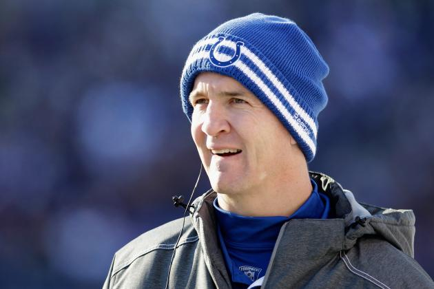 What Peyton Manning's Contract Means for the Indianapolis Colts