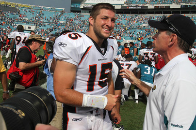 Tim Tebow: A Move to Buffalo Needs to Happen