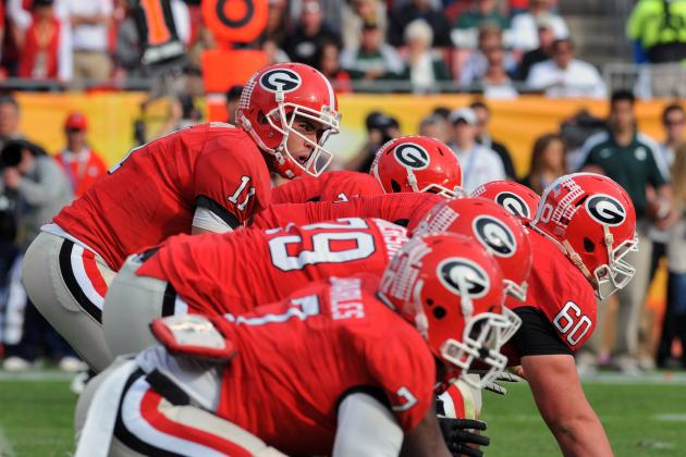 Georgia Bulldogs Spring Camp Preview: Offense