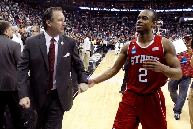 NCAA Basketball: Gottfried Has NC State and the ACC on the Rebound