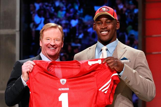 2012 NFL Draft: Should the San Francisco 49ers Look to Trade Down?