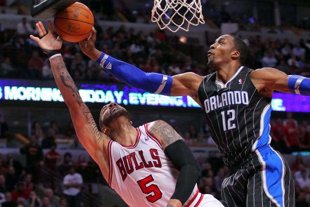 Chicago Bulls vs. Orlando Magic: TV Schedule, Live Stream, Spread Info and More