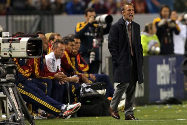 Major League Soccer Power Rankings: Real Salt Lake on Top