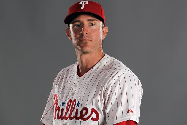 Philadelphia Phillies: Chase Utley's Knee Injury Forces Him to Leave Camp