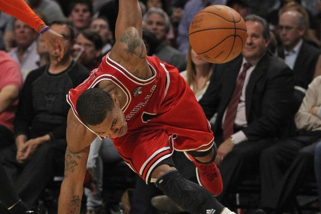 Derrick Rose and Injuries to Others a Real Concern for Chicago Bulls Title Hopes