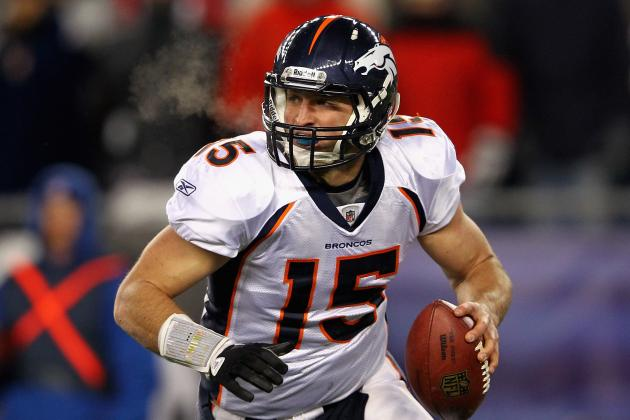 Tim Tebow Trade Rumors: 3 Teams Where Tebow Would Thrive