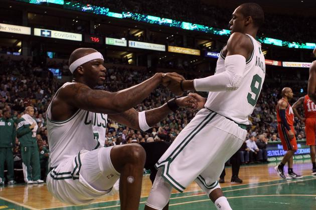 Jermaine O'Neal Most Likely Done with Celtics After 2 Years