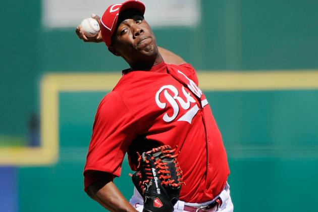 Cincinnati Reds: 2012 Reds Mid-Spring Training Report