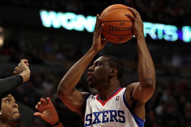Philadelphia 76ers vs. Charlotte Bobcats: Sixers Snap Losing Streak