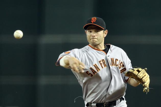San Francisco Giants: Freddy Sanchez Looking Doubtful for Opening Day