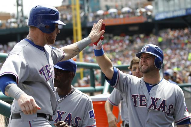 Josh Hamilton & Mike Napoli: Which Impending Free Agent Will Have Better Season