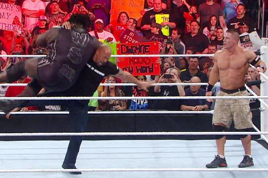 WWE Raw: The Rock Delivers a Message, Y2J's Mind Games, Hell in a Cell and More