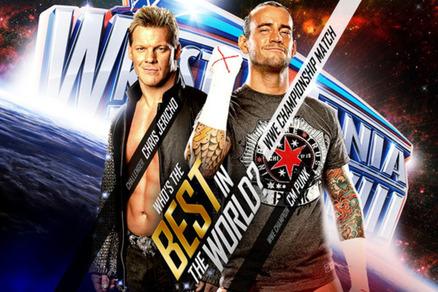 WWE WrestleMania 28: Should CM Punk vs. Chris Jericho Be the Main Event?