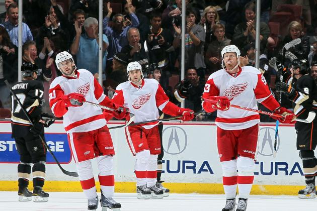 Detroit Red Wings: What Can They Do About Their Egregious Special Teams?