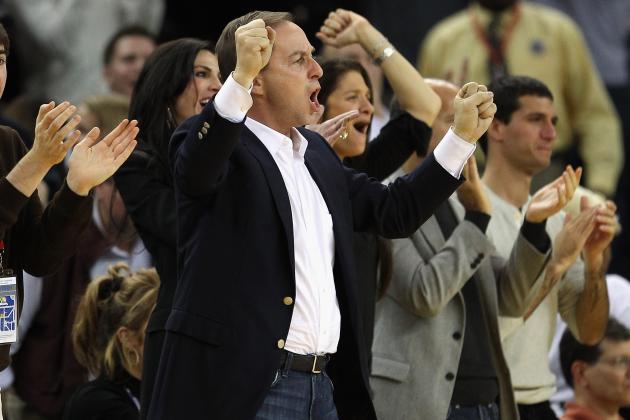 Golden State Warriors: Warriors' Fans Boo Owner Joe Lacob (Video)