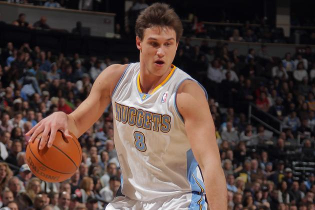 Danilo Gallinari Injury: Thumb Fracture Will Doom Nuggets' Playoff Chances