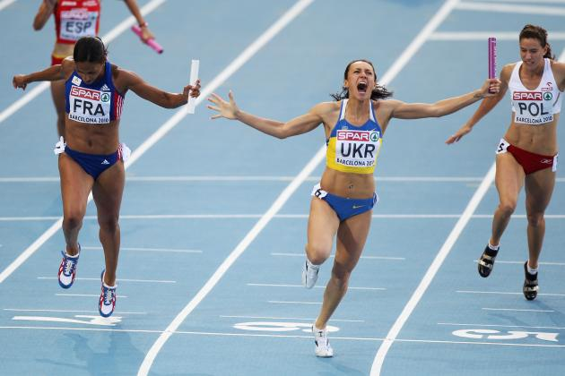 Olympic Track and Field: World's Top 4x100 and 4x400  Relay Teams Revealed